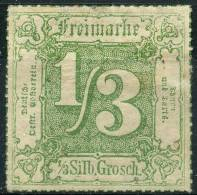 Allemagne Tour Et Taxi (1865) N 21 (*) (Sans Gomme) - Thurn And Taxis