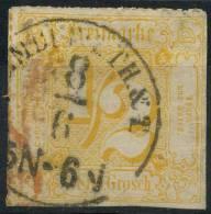 Allemagne Tour Et Taxi (1867) N 28 (o) - Tour Et Taxis