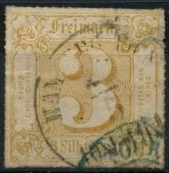 Allemagne Tour Et Taxi (1867) N 31 (o) - Tour Et Taxis