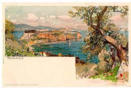 Wielandt 1899 Précurseur Monaco état Superbe Luxe - Wielandt, Manuel