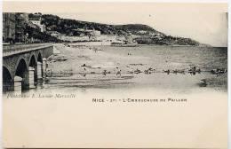 06 NICE Embouchure Du Paillon Lacour Marseille Précurseur - Nice