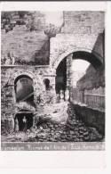 JERUSALEM RUINES DE L'ARC DE L'ECCE HOMO - Israele