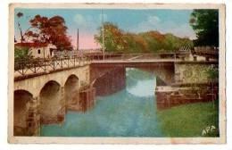 """VIAS : """"Ouvrages D' Arts Sur Le Canal Du Midi"""" - Pont - France"""