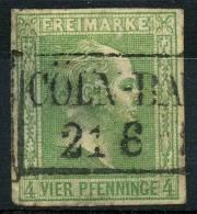 Allemagne Prusse (1858) N 9 (o) - Prusse