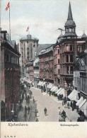 KOPENHAGEN (Dänemark), Kobmagergade, Um 1905 - Dänemark