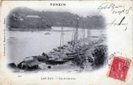 TONKIN (Vietnam), Lao - Kay, Vue De Coe-Leou, Um 1905 - Vietnam
