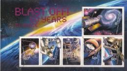 Australia MH SS - Space