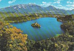 Yugoslavia Slovenija Bled Panorama - Yugoslavia