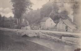 Cpa-namur-andenne-goyet-inondation Samson-1910-maison Cassart - Andenne