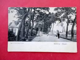 Netherlands > Drenthe > Meppel  Reestbrug 1908 Cancel Stamp Offl- Ref 732 - Meppel