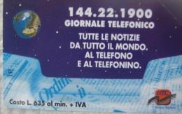 NUOVA-(Mint)-208- -PRIVATE PUBBLICHE-GIORNALE TELEFONICO- - Italië