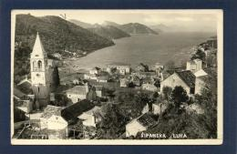 Croatia-----Sipan-----old Postcard - Croatie