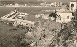 CPA-1955-83-LE LAVANDOU-LA JETEE-TBE - Le Lavandou