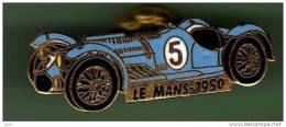 LE MANS 1950 *** Signe EMC *** (051)TN - Automobile - F1