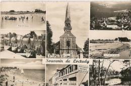 CPA-1953-29-LOCTUDY-MULTI VUES-TBE - Loctudy