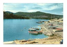 Cp, 04, Esparon, Le Petit Port, Voyagée 1973 - Autres Communes