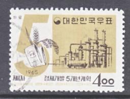 Korea 407  (o) - Korea, South