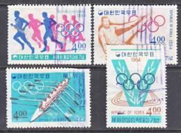 Korea 449+  Fault   (o)  OLYMPICS - Korea, South