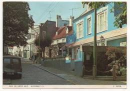 - ALDERNEY. - RUE DE GROS NEZ - - Alderney