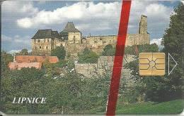 Teleset: Castle Lipnice. Mint - Tschechische Rep.