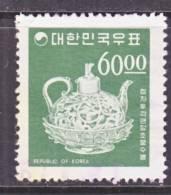 Korea 524  (o)    Granite Paper No Wmk. 1966 Issue - Korea, South