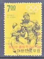 Korea 620  (o)   SPORTS  OLYMPICS  BOXING - Korea, South