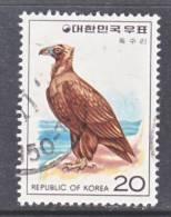 Korea 1024   (o)  BIRD OF PREY  VULTURE - Korea, South