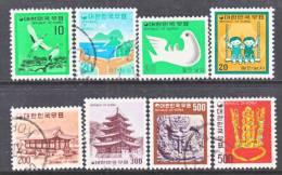 Korea 1090+   (o)  1977-79 Issue - Korea, South