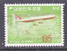 Korea C 40   AERO     (o) - Korea, South