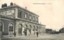 60 BRETEUIL EMBRANCHEMENT LA GARE - Breteuil