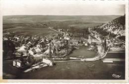 CPSM MONTARLOT LES CHAMPLITTE (Haute Saone) - Vue Générale - Otros Municipios