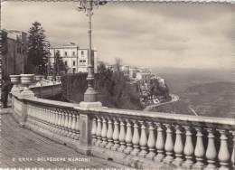 "Card Cartolina Enna ""Belvedere Marconi´-non Viaggiata - Italy Italia-""""- - Enna"