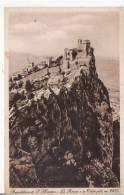 REPUBBLICA DI SAN MARINO LA ROCCA E LA CITTA (ALT M  745) - Saint-Marin