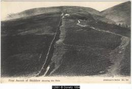 12981g First Ascent Of SKIDDAW Showing The Huts - Angleterre