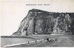 CPA - DOVER - SHAKESPEARE CLIFF - Edition E.T.W.Dennis & Sons Ltd - Dover