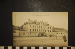 CP, 35, Rennes Caserne Du Colombier 1904 Collection E Mary Rousseliere Rennes - Rennes