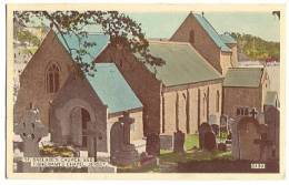 CPA - JERSEY - ST BRELADE'S CHURCH AND FISHERMAN'S CHAPEL - Edition D.Constance Ltd / N° 5130 - Jersey