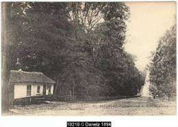 10210g AUBERGE - La Descente Du Pont Du Prince - Beaumont - 1920 - Beaumont