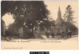 10212g CHAPELLE De Leval Chaudeville - Beaumont