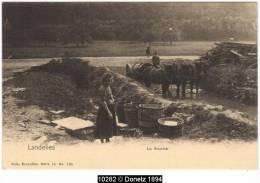 10282g LA SOURCE - Landelies - Montigny-le-Tilleul