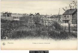 10332g CHATEAU Et MAISONS Des EMPLOYES - Franière - Floreffe