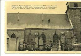 Gerpinnes Eglise Et Cimetière - Gerpinnes