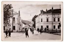 EUROPE BOSNIA BIHAĆ CITY AREA OLD POSTCARD 1944. - Bosnia And Herzegovina