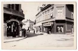 EUROPE BOSNIA BIHAĆ CITY AREA STORE BATA OLD POSTCARD 1942. - Bosnia And Herzegovina