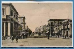 URUGUAY -- MONTEVIDEO - Avenida 13 De Julio - Uruguay