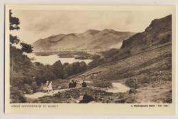 Across Derwentwater To Keswick - Cumberland/ Westmorland