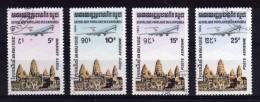 Kampuchea - 1984 - Airmail Stamps - Used/CTO - Kampuchea