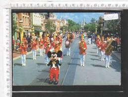 S63260 NORTHUMBERLAND DISNEYLAND MICKEY MOUSE BANDE MUSICALI FRANCOBOLLI GUFI - Disneyland