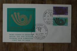 I++3  1973  EUROPA   CEPT  ROMA - Italië