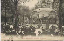 6256 -  Meurthe Et Moselle  :  NANCY  :  LE KIOSKE De La  MUSIQUE  ( Disparu ??)    1908 - Maxeville